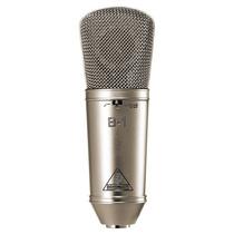 Microfone Com Fio Behringer B1 Condensador Diafragma 3500