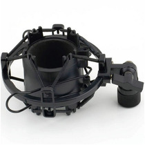 Shock Mount P/ Microfone Condensador Behringer Mxl Akg Cad