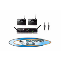 Akg Wms 40 Pro Mini 2 Transmissor Instrumentos Sem Fio