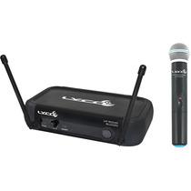 Microfone Sem Fio Lyco Sistema De Mão Uhf Uh03pg M