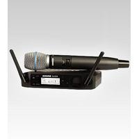 Frete Grátis - Shure Glxd24br/beta87a-z2 Microfone S Fio Dig