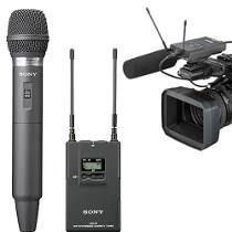 Microfone Sem Fio Sony Uwp-v2(42/44 - 638 A 662 Mhz)