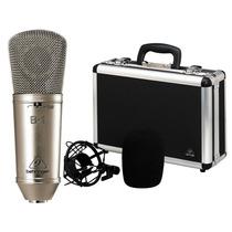 B1 Microfone Condensador Profissional Behringer Estúdio
