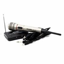 Microfone Com Fio Para Festas Karaoke Amplificadores