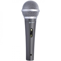 Microfone Dinâmico Lm580 Lexsen 52