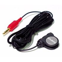 Microfone Lapela - Zalman Zm-mic1 - Omnidirecional Original