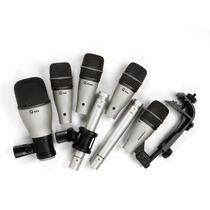 Samson Dk-7 Kit De Microfones Para Bateria Tama Mapex Pearl