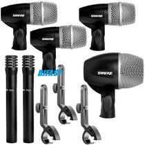 Shure Kit Microfone De Bateria Pgdmk6