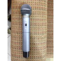 Microfone De Mão Sony Sem Fio - Modelo Utx H1 - Lindo!