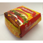 Embalagem Para Lanches (1000 Unidades ) Hambúrguer Etc.