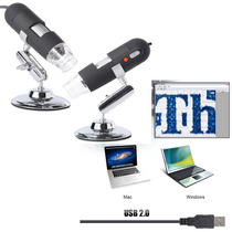 800x 8 Led Usb ¿¿digital Microscope Camera Endoscópio M