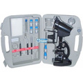 Microscópio Xsp-2xt Kit 98 Pcs 300x/600x/1200x+maleta Gratis