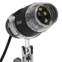Microscópio Digital Usb Zoom 800x Luz Led Camera 2.0 Mp Foto