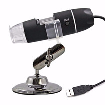 Microscopio Usb Digital Ampliação 500x 2mp Envio Imediato