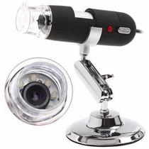 Microscópio Digital Zoom 500x Lupa Usb Eletronicos Plac Co87