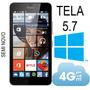 Celular Microsoft 640 Xl Lte Nokia Lumia Pernanbucanas 4g