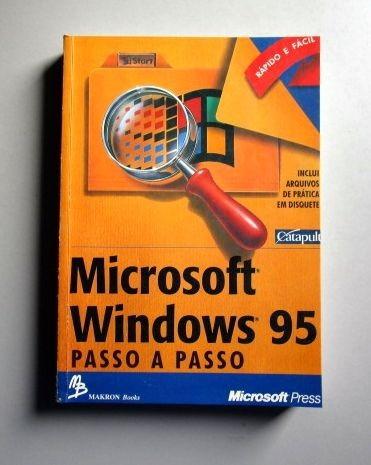 Microsoft Windows 95 Passo A Passo