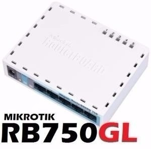 🔥 MikroTik Routers and Wireless - Products: RB750GL