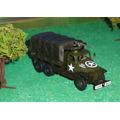 Caminhão Gmc - 2ª Guerra Mundial - 1/72 - Novo