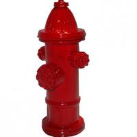 Apontador Estilo Hidrante Vermelho Dos Bombeiros Peça Linda