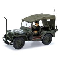 Jeep U.s General Purpose (gp) Normandy 1944 Unimax 82009