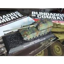 Blindados De Combate. Altaya. Panzerhaubitze 2000. Esc.1.72