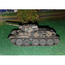 Tanque Soviético T-34/76 (urss) - 2a Guerra Mundial - 1/72