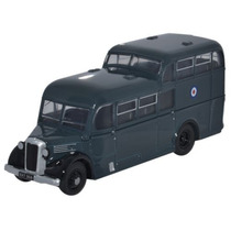 Diecast Model - Oxford 1:76 Commer Comando Raf Azul