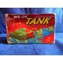 Antigo Tanque De Guerra Ms-24 Tank As-603 Na Caixa Original