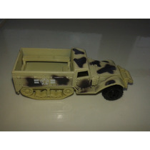 Blindado De Guerra Armored Half Track Exercito Militar True