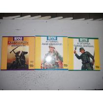 Coleção Guerras Que Mudaram O Mundo Da Editora Ática 7 Vols
