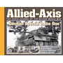 Livro Tanques Blindados Alemães Allied-axis German