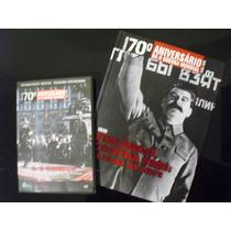 Coleção 70 ª Anos Da Segunda Guerra Mundial Volume 3 + Dvd