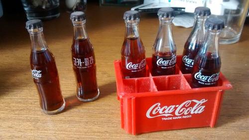 Mini Coke , Mini Coca-cola Para Colecionadores