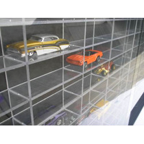 Estante Hot Wheels (120 ) ( Nichos Acrilicos ) - Expositor