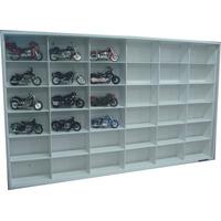 Estante Para Coleção Motos Harley Davidson Etc Escala 1:18