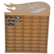 Expositor Mini Estante Para 50 Carrinhos Hot Weels