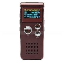 Gravador Digital De Voz E Conversas Telefonicas + Mp3 + 4gb