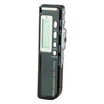 Gravador De Áudio Voz Digital 4gb (grava Telefône) Mp3
