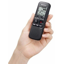 Gravador Digital Voz Sony Px240 4gb Memoria - Pronta Entreg