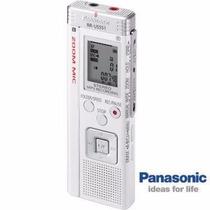 Mini Gravador De Voz Panasonic Rr-us550 Microfone Zoom