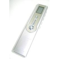 Gravador De Áudio Voz Digital Escuta Telefônica 132 Horas