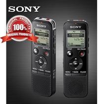 Mini Gravador De Voz Sony Icd-px440 4gb Expansível Até 32gb