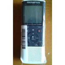 Gravador De Voz Digital Olympus Vn-8000pc Grava 421 Horas