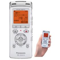 Gravador De Voz Panasonic Rr-xs410   4gb Mp3 / Usb / Pcm -