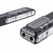 Gravador De Voz Digital Espião Escuta Chamada Telefônica Mp3