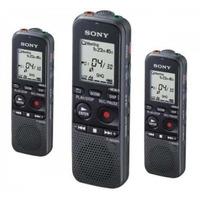 Mini Gravador De Voz Digital Sony Icd-px240 4gb 1043 Horas !