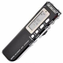 Gravador Voz Digital R-70 4gb Escuta Telefonica Mp3