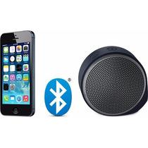 Caixa De Som Portátil Bluetooth Logitech X100 Cinza Wireless