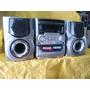 Micro-system Aiwa Nsx-s555 - 3 Cd S - 1.400w - C/sub - Lindo